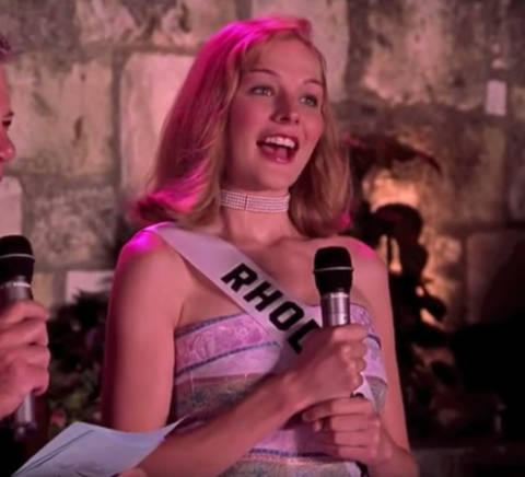 "Heather Burns is best know for playing the airheaded Miss Rhode Island contestant Cheryl -- opposite Sandra Bullock as Gracie Hart -- in the 2000 cinema masterpiece ""Miss Congeniality."""