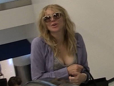 Courtney Love -- Divorce & Moving Out Was Best Option for Frances Bean (VIDEO)