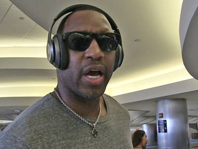 Tracy McGrady -- Olympics Are Way Too Dangerous ... No Way I'd Play!! (VIDEO)