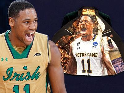 NBA Rookie Demetrius Jackson -- Orders Custom Suit ... With My Face On It!!! (PHOTOS)