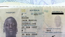Thon Maker's H.S. Coach -- Passport PROVES He's Really 19 ... See For Yourself! (PHOTO)
