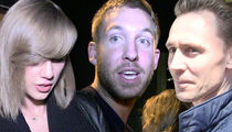 Calvin Harris -- Hey Taylor, Remember Me With This Cheating Song (PHOTO)