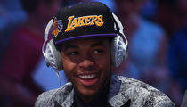 Lakers Rookie Brandon Ingram -- Open To Acting ... But Basketball Comes First