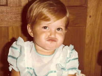 Guess Who This Funny Faced Lady Turned Into!