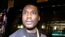 Meek Mill -- Accuses Wrong Guy of Killing Alton Sterling (PHOTO + VIDEO)