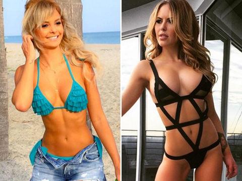 Jhenny Andrade vs. Brittney Palmer