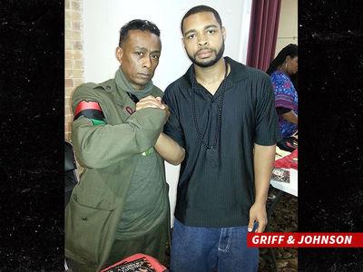 Public Enemy's Prof. Griff -- I Don't Know Dallas Cop Killer!! (PHOTO)