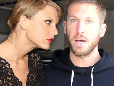 Taylor Swift to Calvin Harris -- Get it Straight ... The Melody is Mine