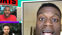 NFL's Ben Watson -- Tip to Stop Police Violence ... 'Comply' (VIDEO)
