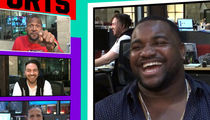 NFL's Marcell Dareus -- Drops NASCAR Knowledge ... Right On TMZ 'Expert' (VIDEO)