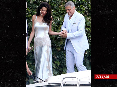 George Clooney -- Delusional Man Threatens Actor, Wife