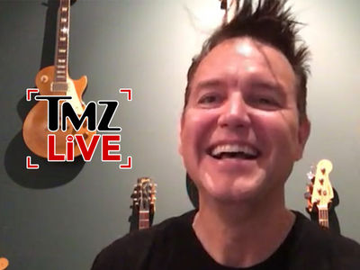 Blink-182's Mark Hoppus -- Our Tour Will Make PokeStops (VIDEO)