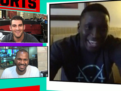 NBA's Victor Oladipo -- I'm Already Gellin' with Russell Westbrook (VIDEO)