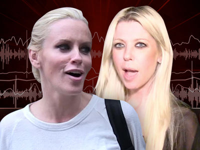Tara Reid vs. Jenny McCarthy -- Epic Trash Talk Over Boobs and Bad Surgery (AUDIO)