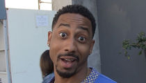 Brandon T. Jackson -- Dani Mathers' Gym Pic Not Shocking ... You Have NO Privacy! (VIDEO)