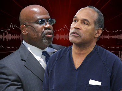 Chris Darden -- Too Bad O.J. Didn't Run Into Fuhrman with that Knife!