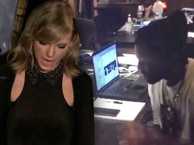 Taylor Swift -- Threatened Kanye with Criminal Prosecution