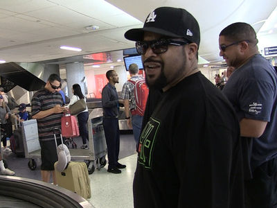 Ice Cube -- 'F*** tha Police' Still Fair Game (VIDEO)