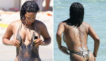 Christina Milian -- My Girls Can't Be Contained ... You're Welcome! (PHOTO GALLERY)