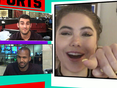 McKayla Maroney -- Hey Drake ... Let's Team Up On a Track! (VIDEO)