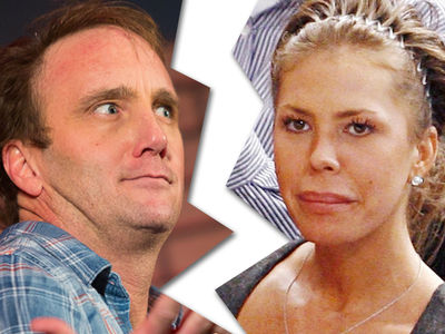 Jay Mohr -- Files for Divorce from Nikki Cox