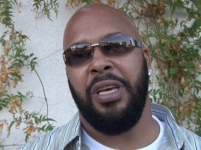Suge Knight -- My Little Kid Got the Boot at the Jail Entrance (VIDEO)