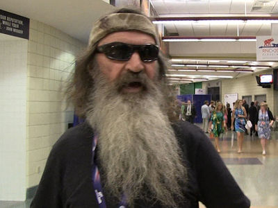 Phil Robertson -- Don't Be an Odd Duck, Cruz ... Get On Board with Donald! (VIDEO)