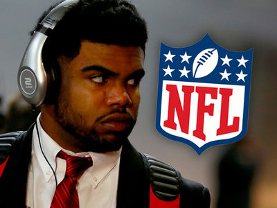 Ezekiel Elliott -- NFL Launches Investigation ... After Dom. Violence Allegations