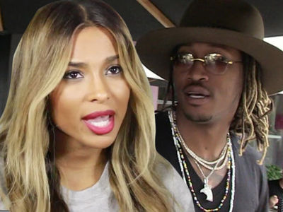 Ciara -- Future's Trash Talk Cost Me $500k