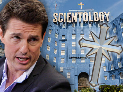 Tom Cruise -- Suicide Bombing Threat to Scientology ... 'Allah Akbar, Tom'