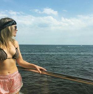Ellie Goulding's Hot St. Tropez Vacation