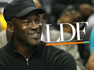 Michael Jordan -- NAACP Surprised By $1 Mil Donation ... We Just Found Out!