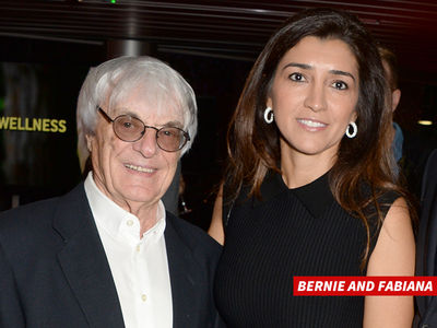 F1 Boss Bernie Ecclestone -- Mother-In-Law Kidnapped in Brazil ... Cops Confirm
