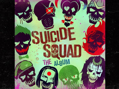 'Suicide Squad' -- Search Is On for Soundtrack Leaker