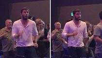 Chris Pratt -- Yes, Star-Lord Line Dances (PHOTOS)