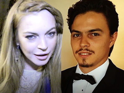 Lindsay Lohan -- The Way I See It ... I'm Still Engaged!!