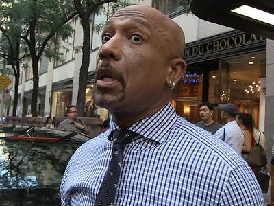 Montel Williams -- Detained For Pot In Germany