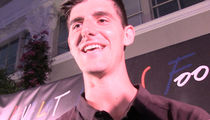 Chelsea's Thibaut Courtois -- The MLS Is Getting Better ... I Might Play Here (VIDEO)