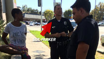 Blue Lives Matter -- L.A. Wants $10k from Cop Falsely Accused of Racism by 'Django' Actress