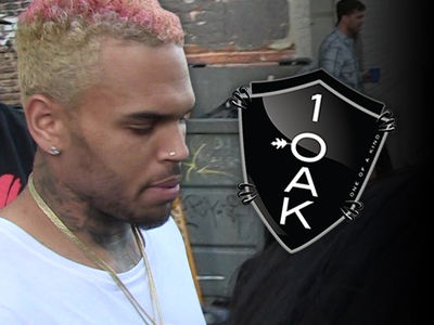 Chris Brown Sued -- I Got Shot Because You're Down with Gangs