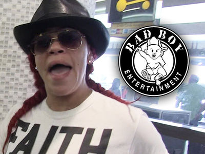 Faith Evans Sued -- She Screwed Me for Bad Boy