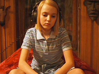 Young Margot in 'The Royal Tenenbaums': 'Memba Her?!