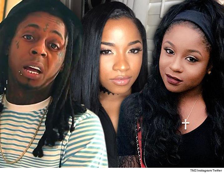 Lil wayne daughter dating rapper