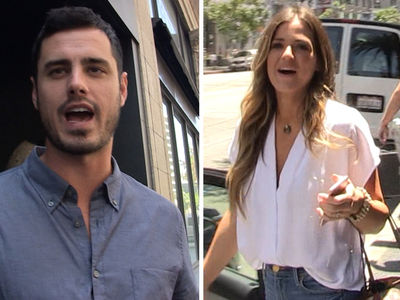 'Bachelorette' JoJo Fletcher -- Gets Bang For Her Buck On Double Date with Ex Ben Higgins (VIDEO)