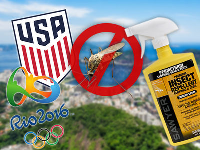 U.S. Soccer Teams -- Zika Ready