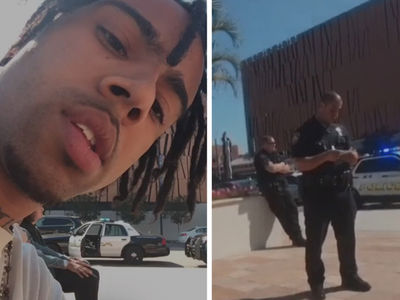 Vic Mensa -- Cops Racially Profiled Me in Bev Hills Robbery (VIDEO)