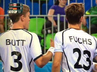 Rio Olympics -- No Sore Losers in Field Hockey (PHOTO)