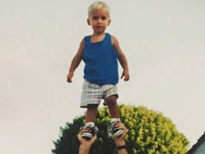 Guess Who This Mini Olympian Turned Into