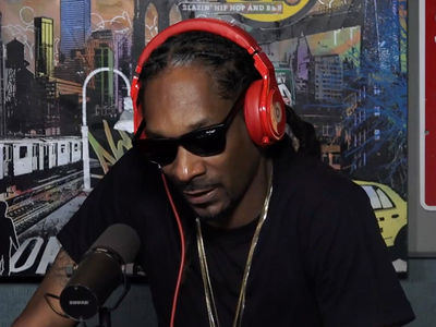 Snoop Dogg -- Cordell Quitting UCLA was 'Heartbreaking' ... But I Understand (VIDEO)