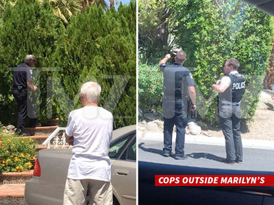 Marilyn Monroe -- Famous Palm Springs House Burglarized (PHOTOS)
